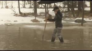 Major flooding not expected in Peterborough area