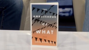 """The Ambassador of What"" is the new book from author Adrian Michael Kelly"