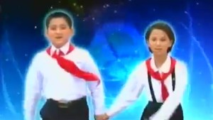 North Korean kids' show emphasizes science and technology