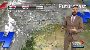 Edmonton Weather Forecast: Feb. 22