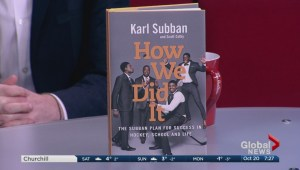 Karl Subban shares how he did it