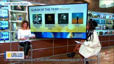 Grammy nominations 2019: Drake, Cardi B and Lady Gaga lead