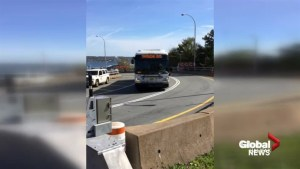 Emails dispute Halifax staff claims that buses can't turn on to Macdonald Bridge