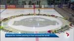 Small town tragedy in Saskatchewan receives worldwide hug
