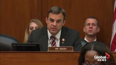 Crazy Of Republicans To Accuse >> Congressman Becomes First Republican To Accuse Trump Of Impeachable