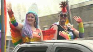 Moose Jaw, Sask. celebrates annual Pride Parade