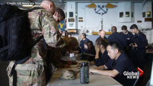 US Navy evacuates personnel from Virgin Islands ahead of Hurricane Maria