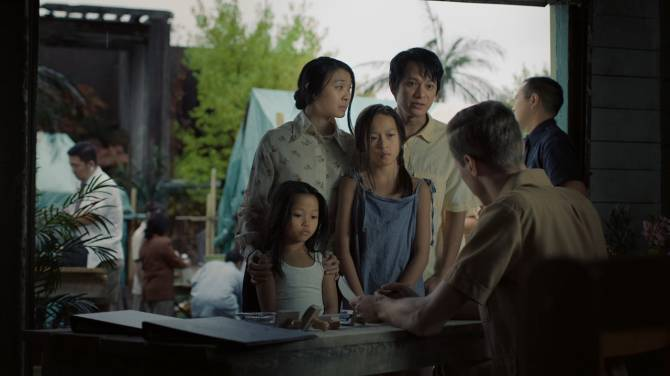 Click to play video: Vietnamese boat people topic of the newest Heritage Minute