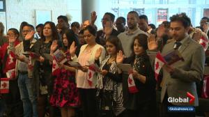 Many frustrated after online applications to bring family to Canada fill up in just minutes