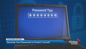 An annual reminder to change internet passwords for privacy protection