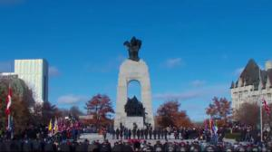 Fallen soldiers honoured in Ottawa