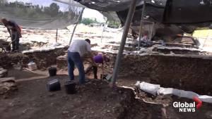 9000-year-old city discovered outside Jerusalem