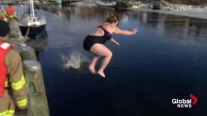 2018 Herring Cove Polar Bear Dip