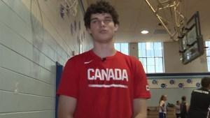 Kingston basketball star Connor Vreeken chooses to play for Carleton
