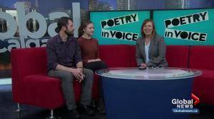 Calgary student finalist in 'Poetry in Voice' competition
