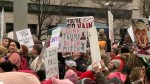 A look at Women's Marches across the U.S.