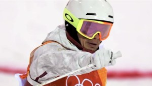 Kingsbury knew his experience would provide an edge in freestyle finals