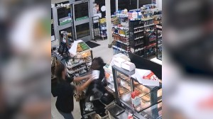 Clerk at Florida 7-Eleven fights back against suspected robber
