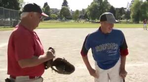 Vancouver man lives out his dreams on the field