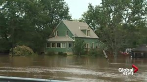 Some New Brunswickers concerned about flooding with warmer weather approaching