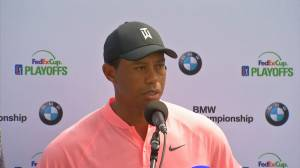 Tiger Woods says he enjoyed Kaepernick Nike ad