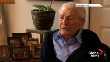 Canada's oldest woman, Ellen Gibb, dies at 114 | Globalnews ca
