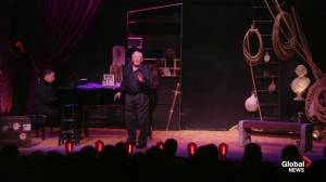 Len Cariou back in Winnipeg with new show
