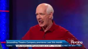 Why Colin Mochrie wants to be a Fool
