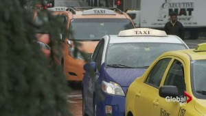 Fewer extra taxis for Vancouver available over holidays