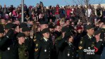 3 generations honour fallen family members at Jubilee Remembrance Day ceremony