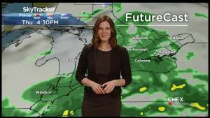 Details on your long weekend forecast (01:30)