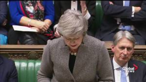 May says vote on Brexit deal will take place in January