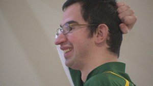 Oliver high school embraces special needs team manager, 5 years after he graduated