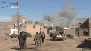 Iraqi army continues to weaken ISIS forces in Iraq