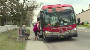 Hundreds of Calgary seniors voice concern over proposed bus route cuts