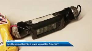 Are the wave of mail bombs a wakeup call for America?
