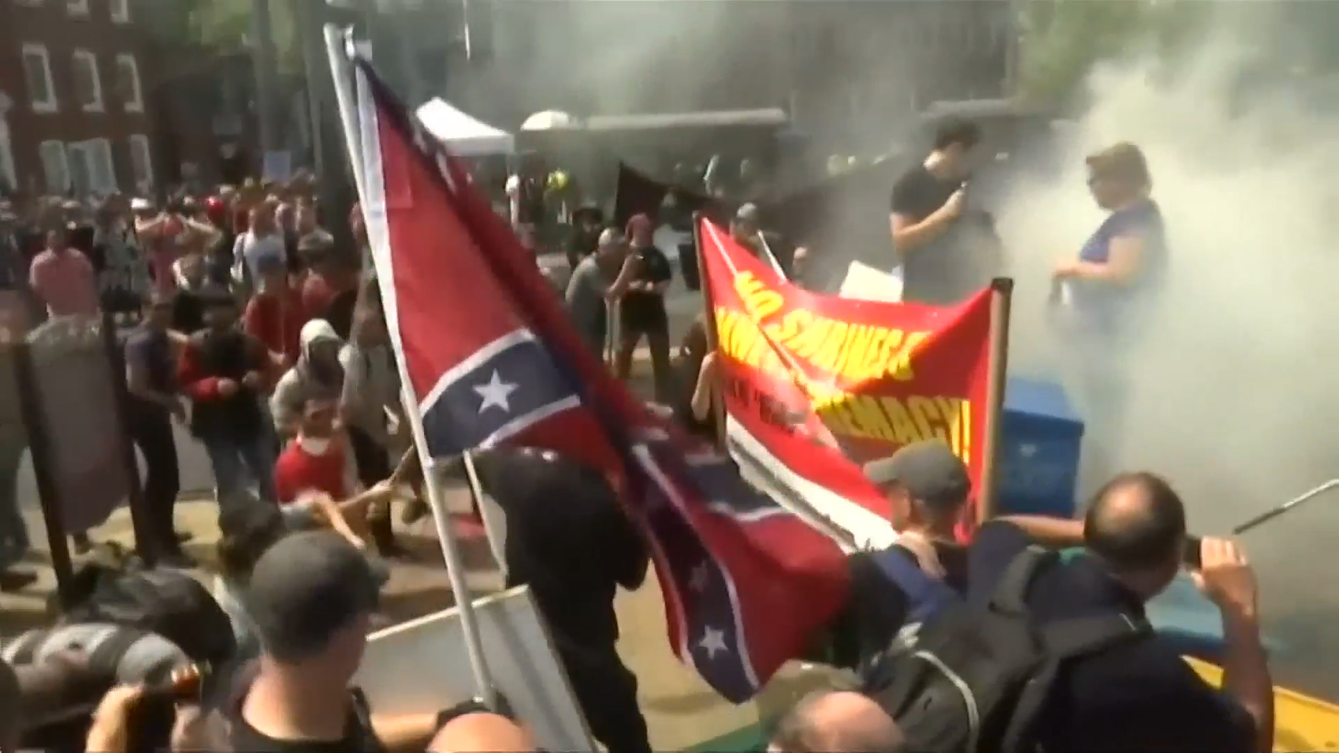 White nationalist guilty of murder at Charlottesville march