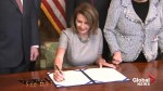 U.S. House passes legislation to reopen government