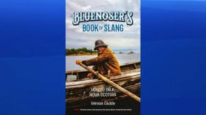 Nova Scotian book of slang bestseller in the province