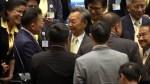 Former Thai prime minister elected as new house speaker