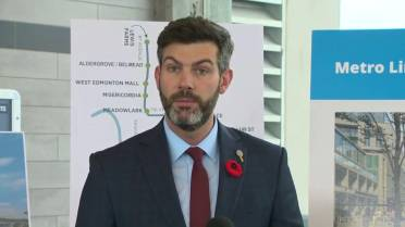 Alberta government commits $1B for west leg Edmonton Valley