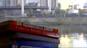Bookstore on boat opens in London