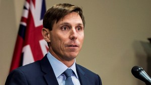 Patrick Brown resigns amid sexual misconduct allegations
