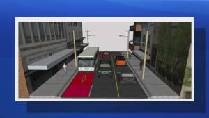 Gottingen Street nearing a new transit corridor