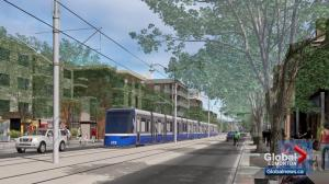 Public hearing held for Edmonton's West LRT plan
