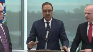 Minister Sohi on oil price differential