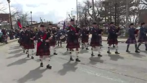 Halifax hold's St. Patrick's Day Parade