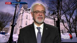 Focus Montreal: Carlos Leitao reacts to the CAQ's financial priorities