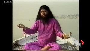 Japanese doomsday cult leader executed for 1995 sarin attack in Tokyo subway