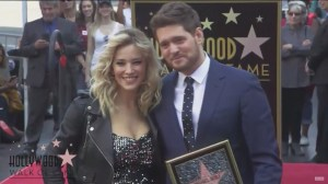 B.C. superstar Michael Buble honoured with Walk of Fame star